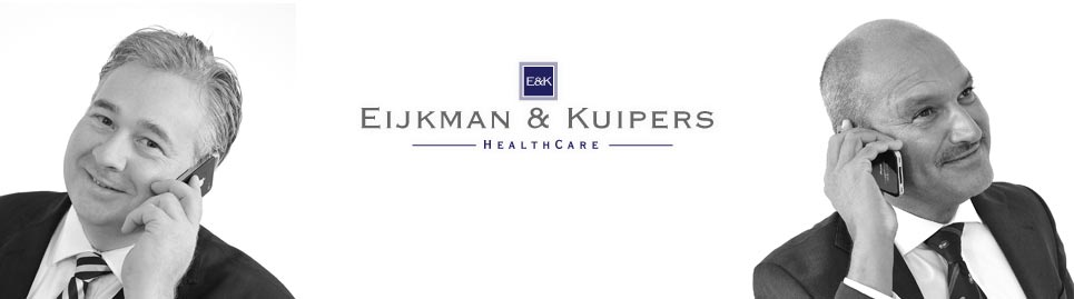 Contact met Eijkman & Kuipers HealthCare B.V.